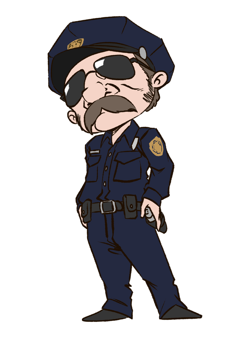 Police clipart animated picture royalty free stock Police officer clipart animated - ClipartFest picture royalty free stock