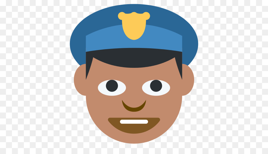 Police emoji clipart picture freeuse library Smiley Face Background png download - 512*512 - Free ... picture freeuse library