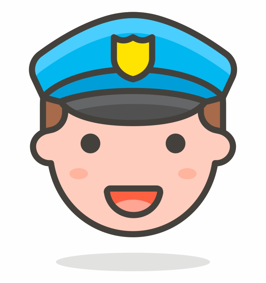Police emoji clipart clipart royalty free 188 Man Police Officer - Principe Emoji Free PNG Images ... clipart royalty free