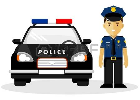 Police officer car clipart jpg library download 6,440 Police Car Cliparts, Stock Vector And Royalty Free Police ... jpg library download