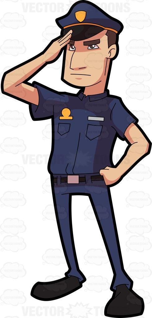 Police officer cartoon clipart jpg freeuse download Cartoon Police Officer Clipart   Free download best Cartoon ... jpg freeuse download