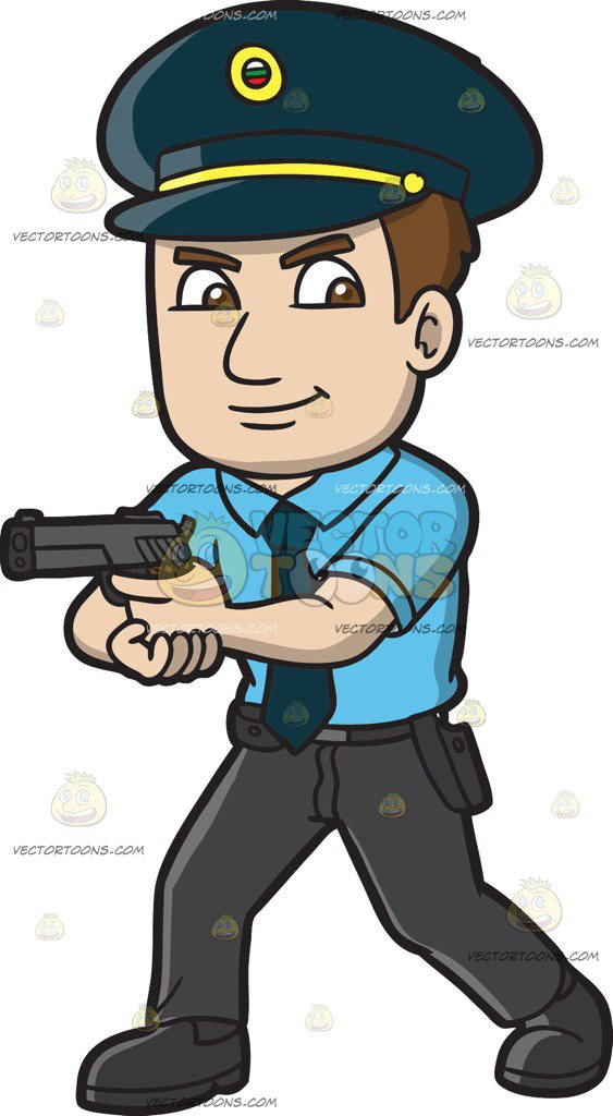 Police officer clipart images jpg free stock A hungarian police officer cartoon clipart vector toons ... jpg free stock