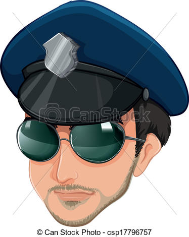 Police officer face clipart banner library Police officer face clipart - ClipartFest banner library