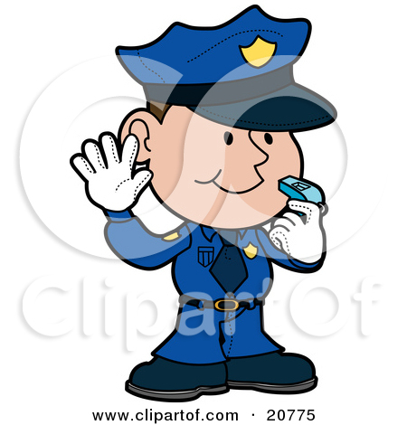 Police officer face clipart image library stock Royalty-Free (RF) Police Man Clipart, Illustrations, Vector ... image library stock