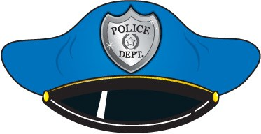Police officer hat clipart vector free stock Police officer hat clipart » Clipart Portal vector free stock