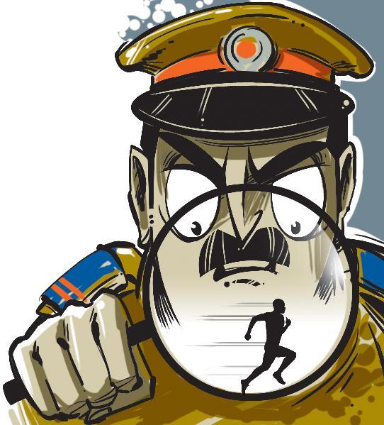 Police raid clipart clipart library library Vigilance dept raids civic body employee\'s house in Berhampur clipart library library