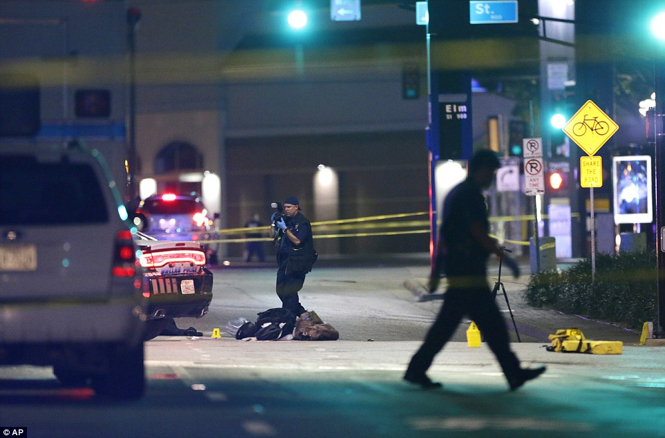 Police shooting graphic free download Dallas shooting sees FIVE officers killed in wake of police ... graphic free download