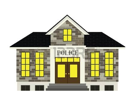 Police station building clipart jpg transparent 1,552 Police Station Cliparts, Stock Vector And Royalty Free ... jpg transparent