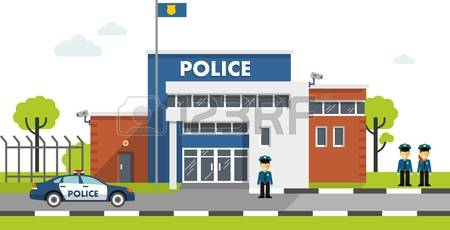 Police station building clipart clipart library library Police station building clipart - ClipartFest clipart library library