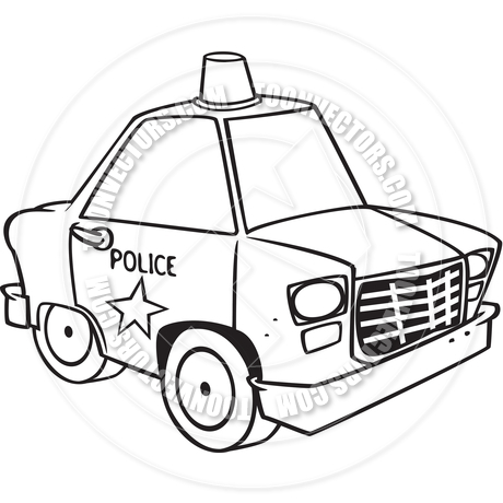 Police station with police car clipart clip transparent download Police Black And White Clipart - Clipart Kid clip transparent download
