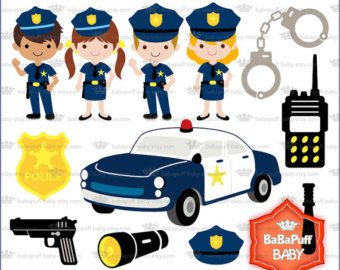 Police station with police car clipart clip art transparent download Police clip art – Etsy clip art transparent download