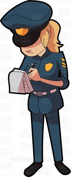 Police traffic woman clipart transparent Female Police Officer Standing At Attention And Giving A Salute ... transparent
