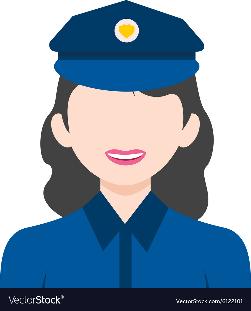 Police woman clipart svg free library Police Woman svg free library
