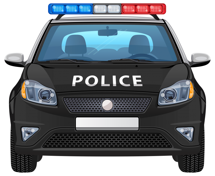 Policeman car clipart picture freeuse library police car png - Free PNG Images | TOPpng picture freeuse library