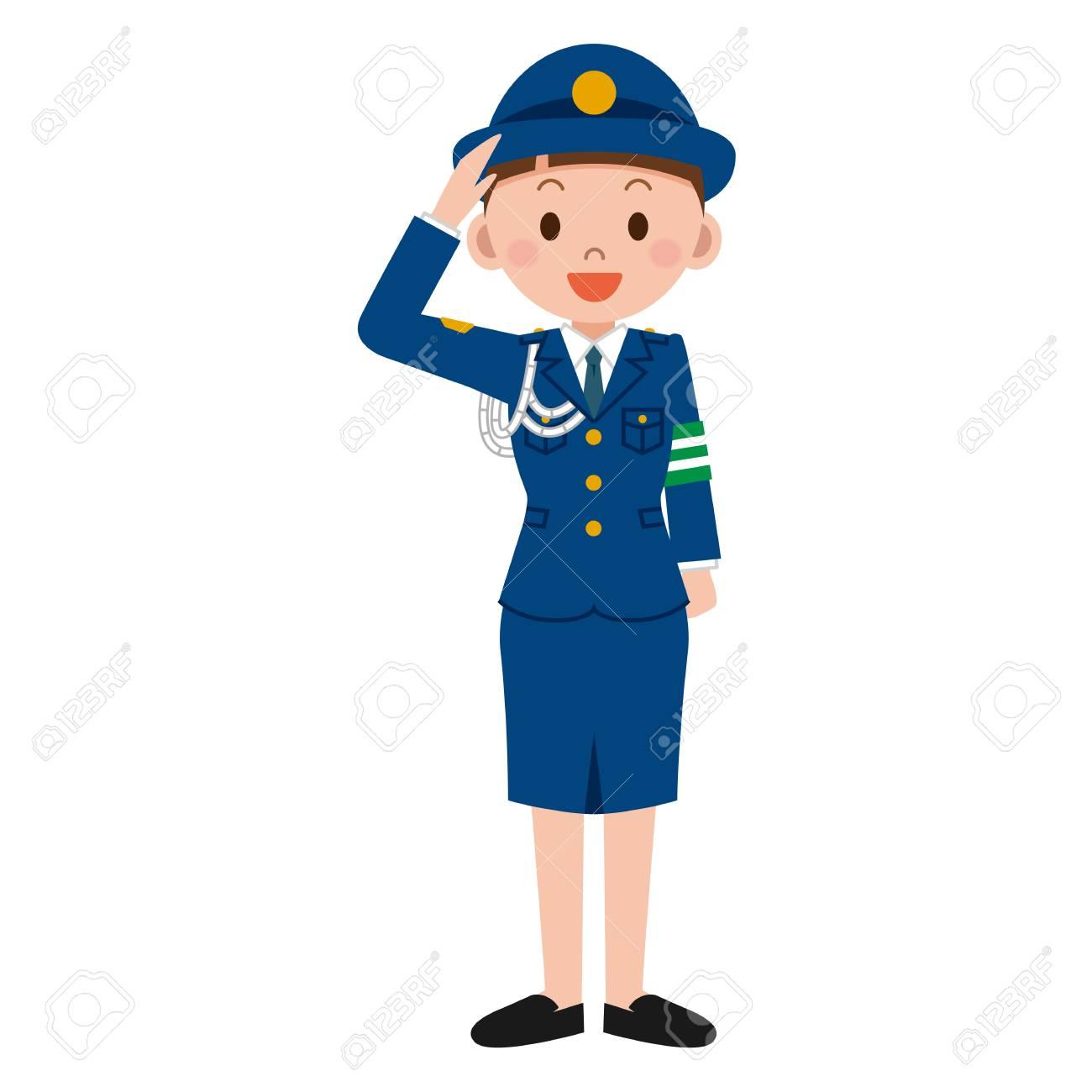 Policewoman clipart picture transparent Female Police Clipart | Free download best Female Police ... picture transparent