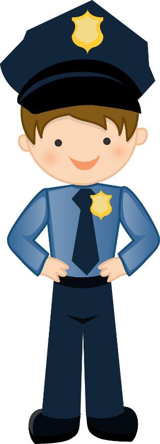 Policman clipart
