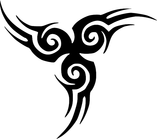 Tribal black and white clipart sun banner library Free Image on Pixabay - Tattoo, Black, Celtic, Tribal | Pinterest ... banner library