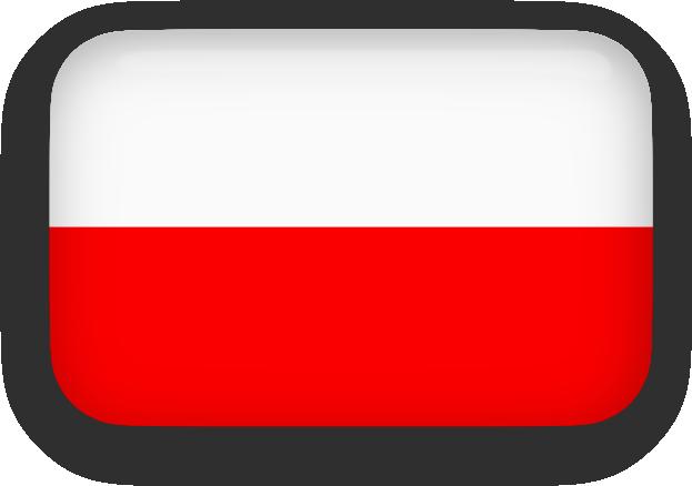 Polska clipart image library Free Animated Poland Flag - Polish Clipart image library