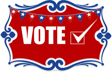 Vote clipart free free Free Political Clipart - Graphics free