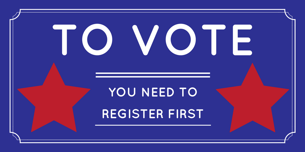 Register to vote clipart png transparent library Voter registration drive kit : Election Tools png transparent library