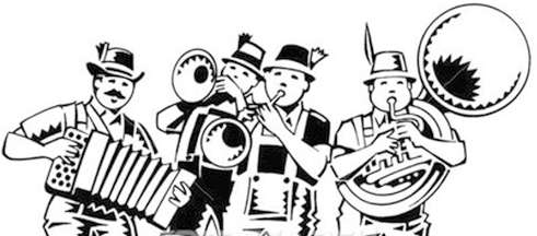 Polka band clipart vector black and white download Polka clipart polka music - 164 transparent clip arts ... vector black and white download