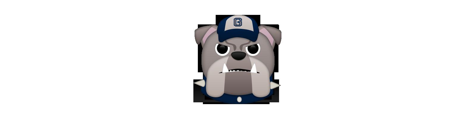 Polka dot bulldog basketball clipart picture free stock Emoji Madness - The Washington Post picture free stock