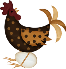 Polka dot chicken clipart vector Polka dot chickens clipart images gallery for free download ... vector