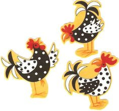 Polka dot chicken clipart clip freeuse download 343 Best Art: Chickens images in 2013 | Chicken art, Hens ... clip freeuse download