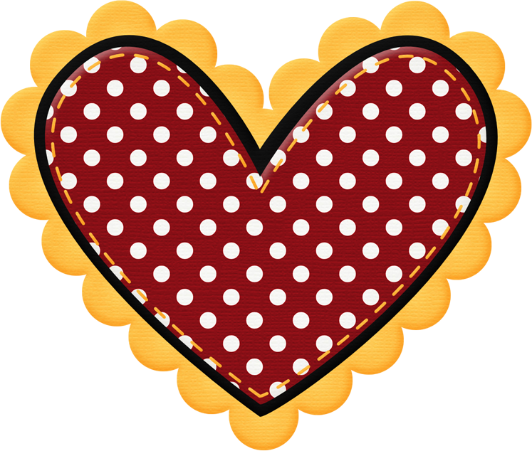 Polka dot heart clipart clip art royalty free library jss_mouse_heart 3.png | Pinterest | Clip art, Envelope labels and ... clip art royalty free library