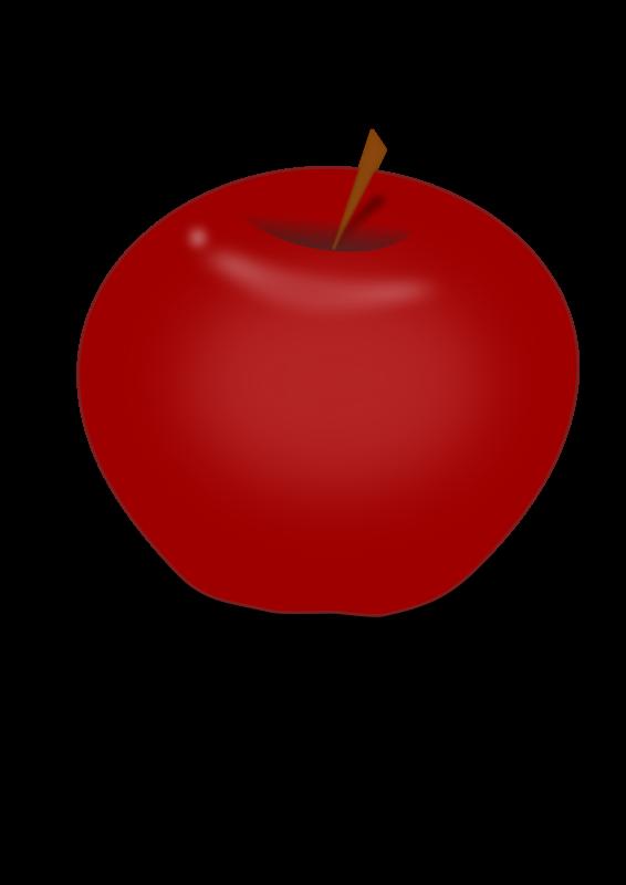 Polkadot apple clipart jpg library stock Old clock - Clip Art Library jpg library stock