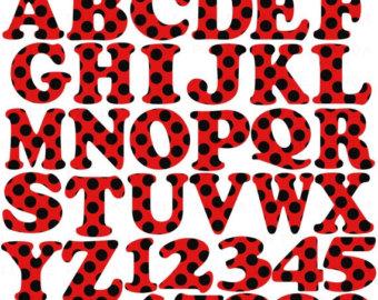 Polkadot letter s clipart jpg free Polka Dot Font Clipart - Clipart Kid jpg free