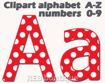 Polkadot letter s clipart graphic transparent library Polka dot alphabet | Etsy graphic transparent library