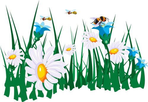 Pollinator garden clipart jpg transparent download Pollinator Garden Workshop - Thomas Memorial Library jpg transparent download