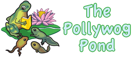 Polliwog clipart freeuse The Pollywog Pond - Pollywog Pond Preschool and In-Home Daycare freeuse