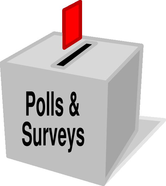 Polls clipart image free stock Polls Clip Art at Clker.com - vector clip art online ... image free stock