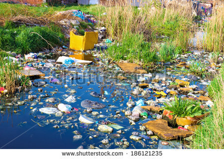 Polluted river clipart svg freeuse stock Polluted River Foto, immagini royalty-free e vettoriali - Shutterstock svg freeuse stock