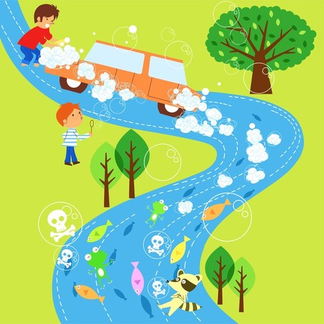 Polluted river clipart jpg Polluted river clipart - ClipartFest jpg
