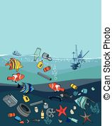 Polluted river clipart vector download Water pollution Illustrations and Stock Art. 5,627 Water pollution ... vector download