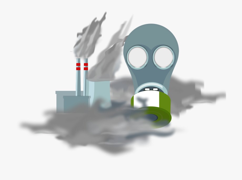Pollution mask clipart banner freeuse library File - Air Pollution - Svg - Air Pollution Clip Art ... banner freeuse library