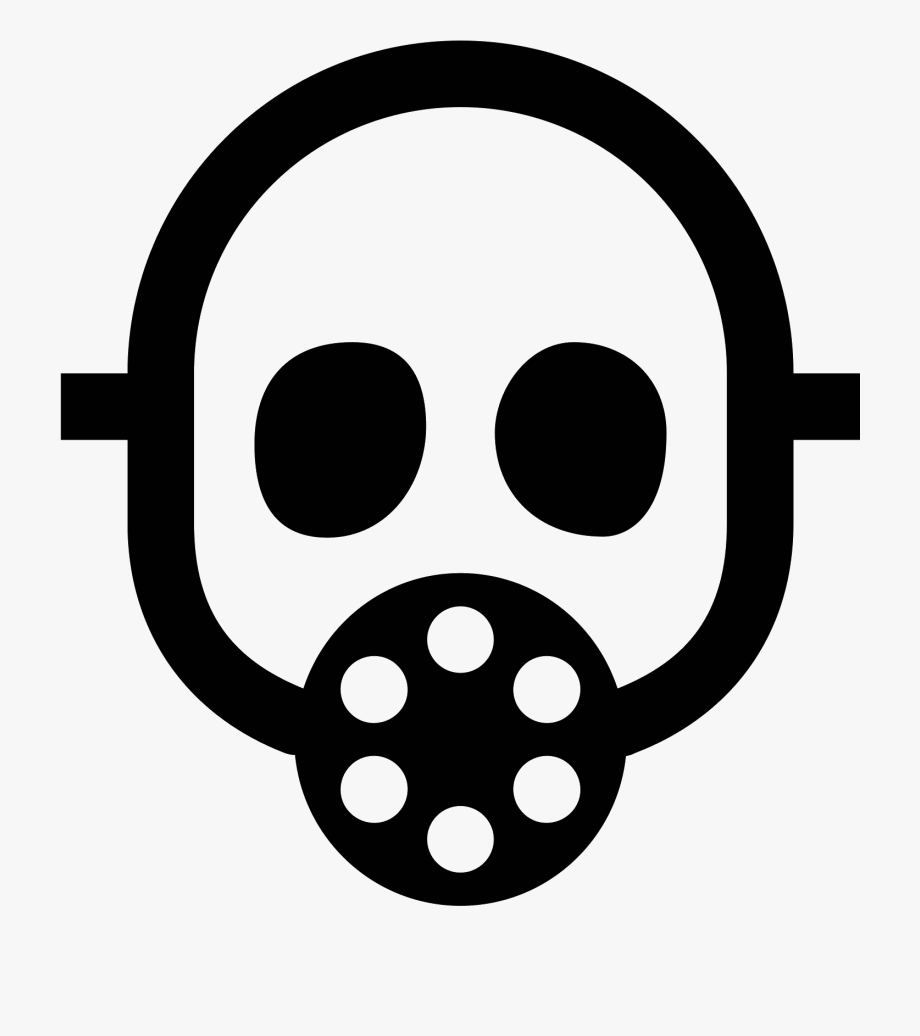 Pollution mask clipart picture freeuse stock Gas Mask Png - Air Pollution Mask Icon #694851 - Free ... picture freeuse stock