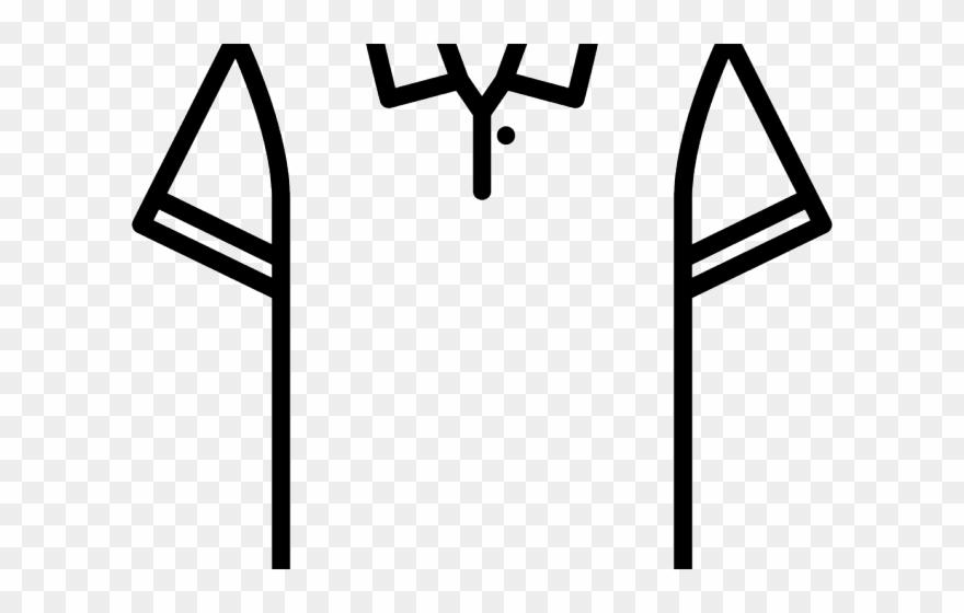 Polo shirt vector clipart