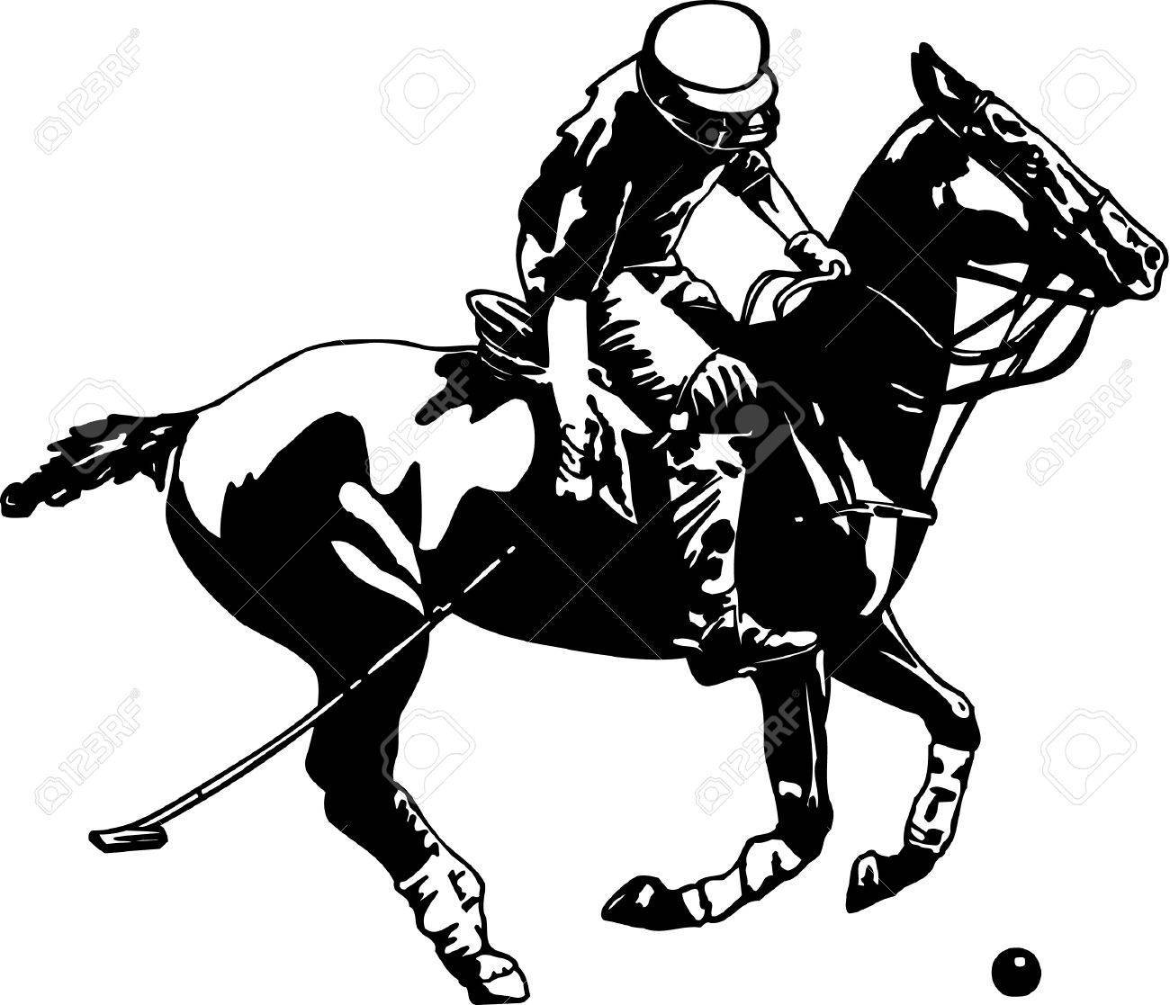Polocrosse clipart clipart stock Polocrosse clipart » Clipart Portal clipart stock