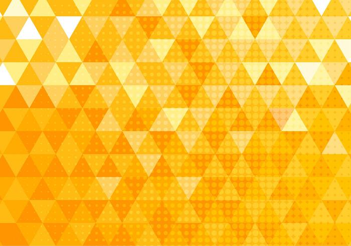 Polygonal background clipart vector library library Free Vector Bright Polygonal background - Download Free ... vector library library