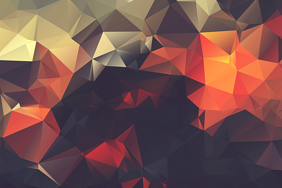 Polygonal background clipart transparent download Triangle Background clipart - Polygon, Triangle, Red ... transparent download