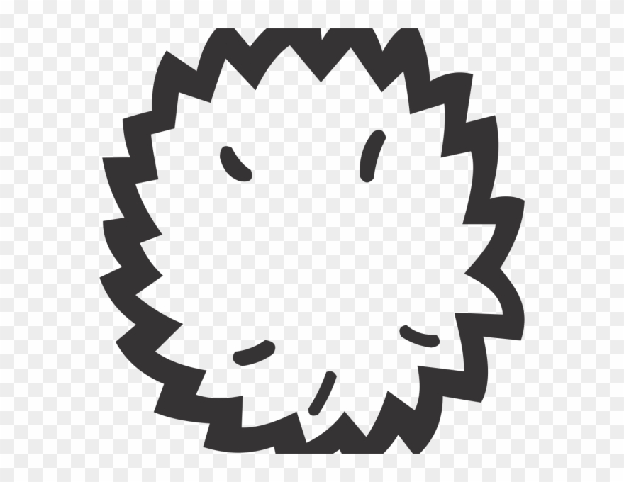Pom pom black and white clipart picture freeuse library Pom Pom - Pom Pom Clipart Black And White - Png Download ... picture freeuse library
