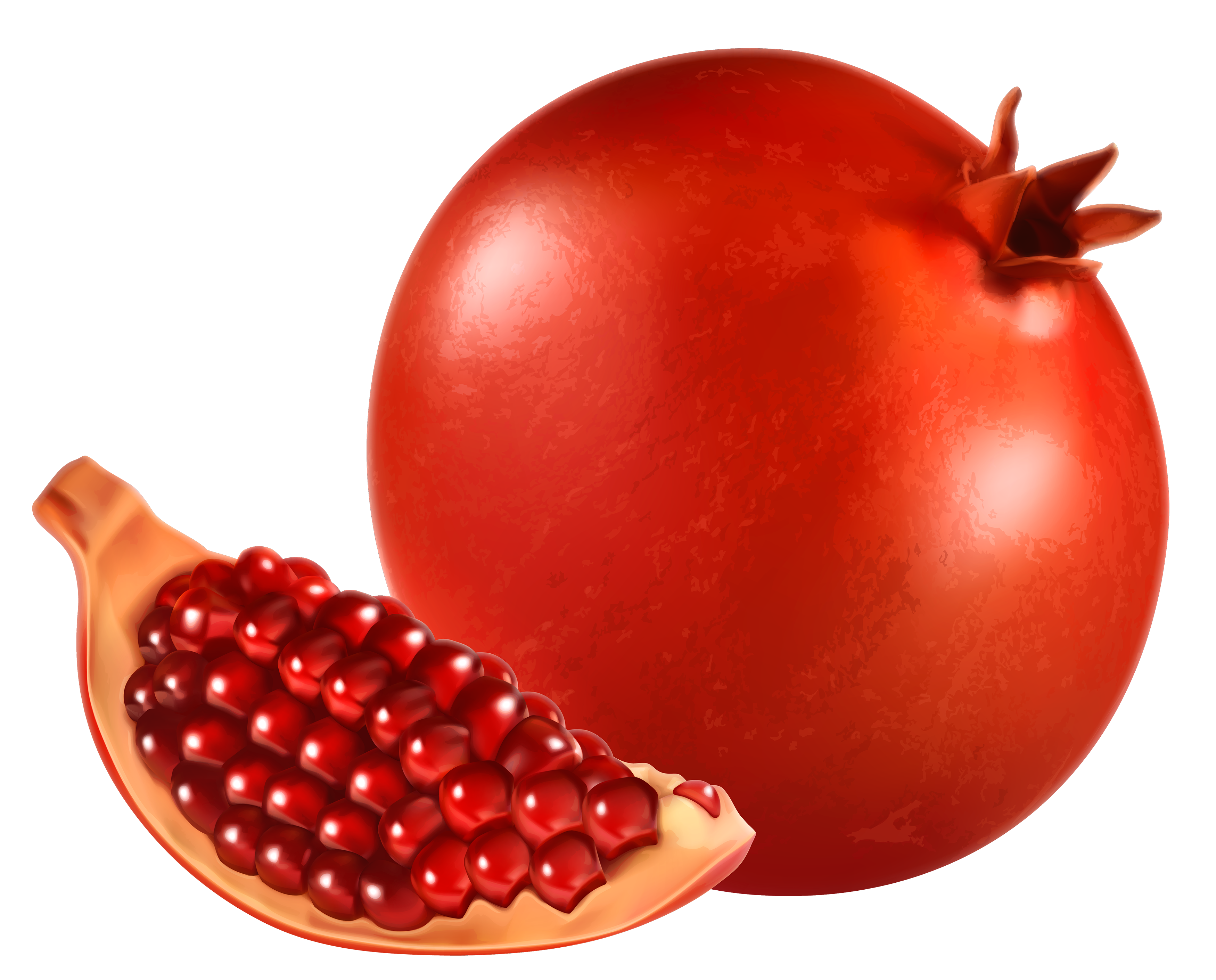 Pomegranate tree clipart banner free download Pomegranate PNG Clipart - Best WEB Clipart banner free download