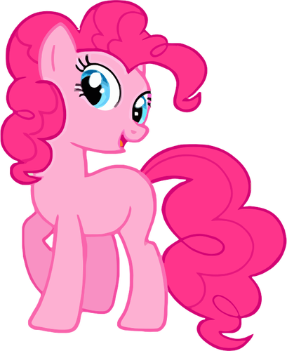 Ponei clipart png freeuse library Pink pony | Public domain vectors png freeuse library