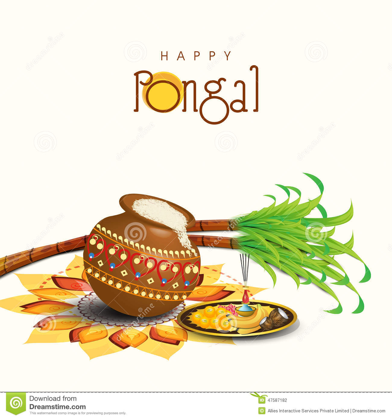 Pongal festival clipart image black and white library Pongal clipart 14 » Clipart Station image black and white library