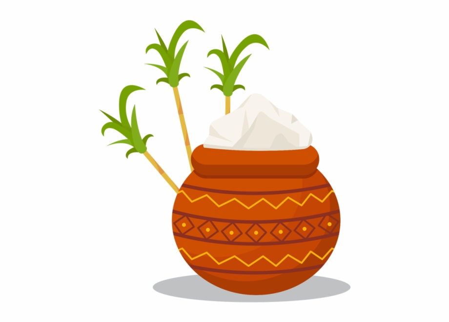 Pongal clipart images