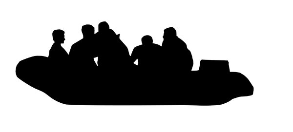 Pontoon boat silouette clipart black and white svg royalty free library Free stock photos - Rgbstock - Free stock images   Pontoon ... svg royalty free library
